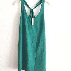 J Crew Silk Mini Dress 6